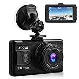 Cheap AROVA Dash Cam HD 1080P Dashboard Camera 170° Wide Angle Car Camera Dash Camera for Cars with G-Sensor, Parking Mode, HDR, Loop Recording, Motion Detection, Night Vision