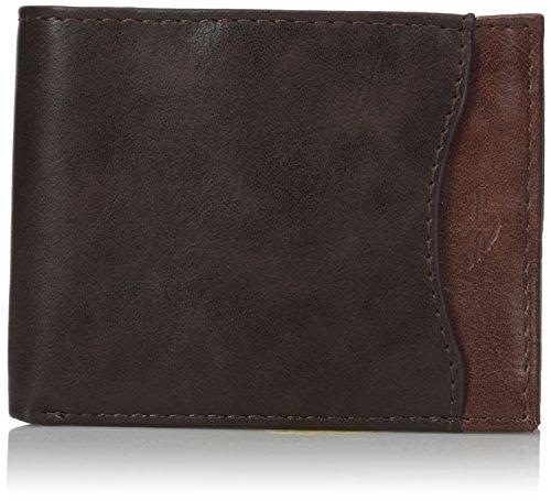 Dockers Men's Docker's Extra Capacity Slimfold With Front Pocket