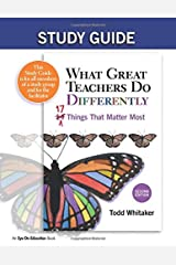 Study Guide: What Great Teachers Do Differently, 2nd Edition Paperback