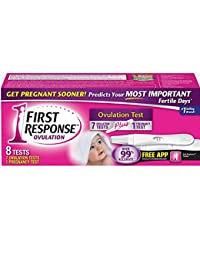 First Response Ovulation 7 Ovulation Test Plus 1 Pregnancy Test (2 Pack) BOBEBE Online Baby Store From New York to Miami and Los Angeles