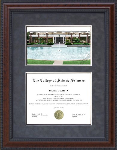Amazon com : Diploma Frame with University of Central
