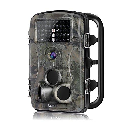 Hunting Trail Camera, Elepawl Wildlife Game Camera 12MP 1080