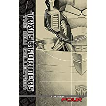 Transformers: The IDW Collection Volume 4