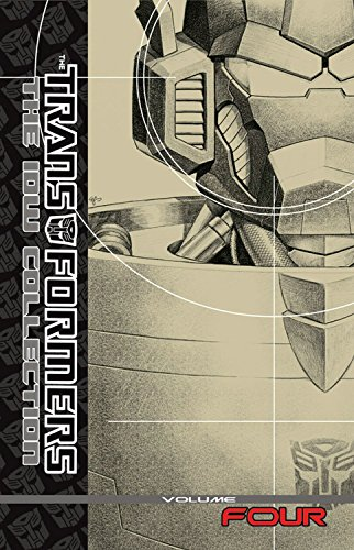 Transformers: The IDW Collection Volume