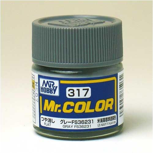 Mr.カラー C317 グレーFS36231