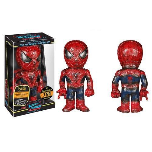 Spider-Man Vinyl Figure Funko Distressed Premium Hikari Sofubi Vinyl statue