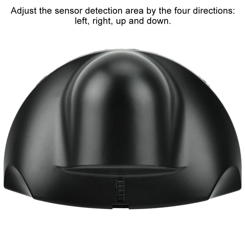 Sensor de movimiento de microondas con cable universal Detector 12-24 V Puerta automática 24.125 GHz Sensor de movimiento de microondas Sensores de ...