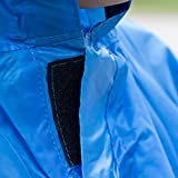 A.B Crew 3 in 1 Lightweight Backpack Rain Poncho Outdoor...