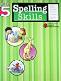img - for Spelling Skills: Grade 5 (Flash Kids Harcourt Family Learning) book / textbook / text book