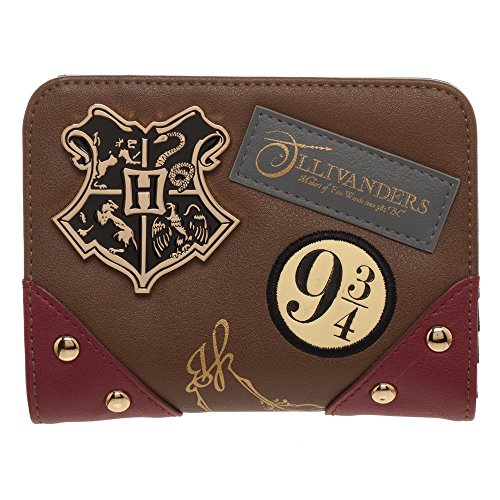 Harry Potter Women's Trunk Bi-Fold Flap ()