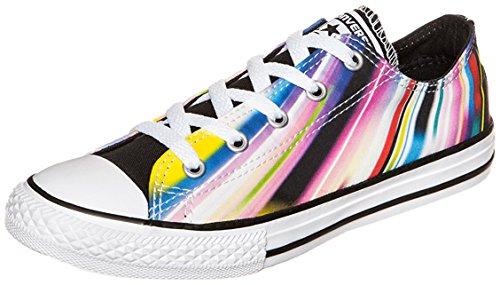 Converse Chuck Taylor All Star OX - Zapatillas Unisex Niños Multicolor