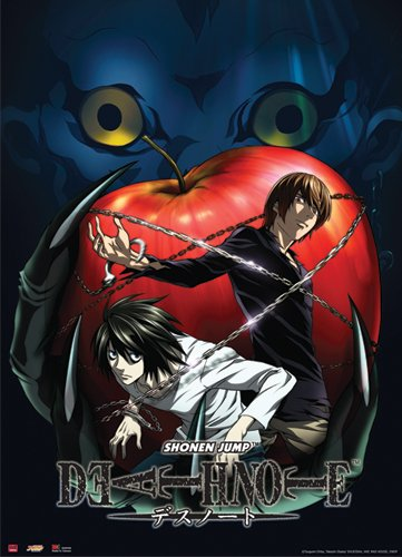 Great Eastern Entertainment Death Note Ryuk and Apple Wall S