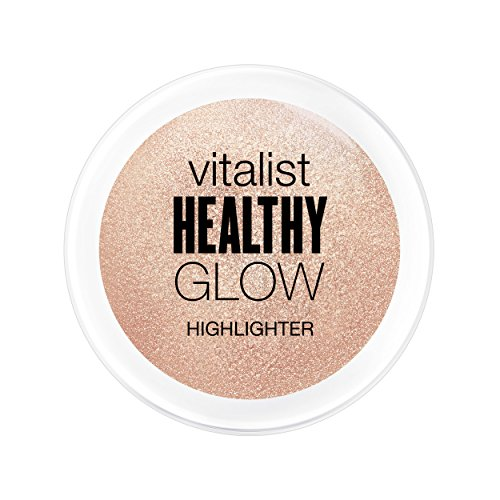 COVERGIRL Vitalist Healthy Glow Highlighter, Sundown, 0.11 Pound (packaging may vary)