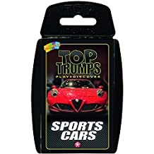 Top Trumps - Sports Cars Card Game