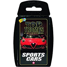 Sports Cars Top Trumps Card Game | Educational Card Games