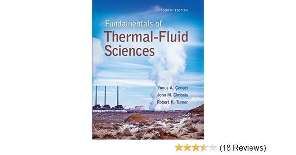 Amazon fundamentals of thermal fluid sciences with student amazon fundamentals of thermal fluid sciences with student resource dvd 9780077422400 yunus cengel robert turner john cimbala books fandeluxe Choice Image
