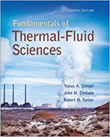 Fundamentals Of Thermal Fluid Sciences 3th Edition Pdf