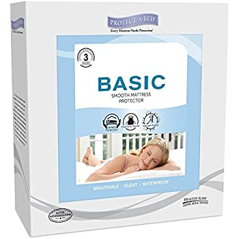 Protect-A-Bed Basic Waterproof Mattress Protector, Full Size