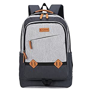 Boys Girls School Backpacks - Kids School Bag Rucksack Bag Childern Backpack Waterproof Book Bag Removable Outdoor Travelling Nylon Students Luggage