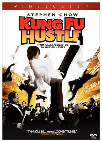 Kung fu hustler dvd
