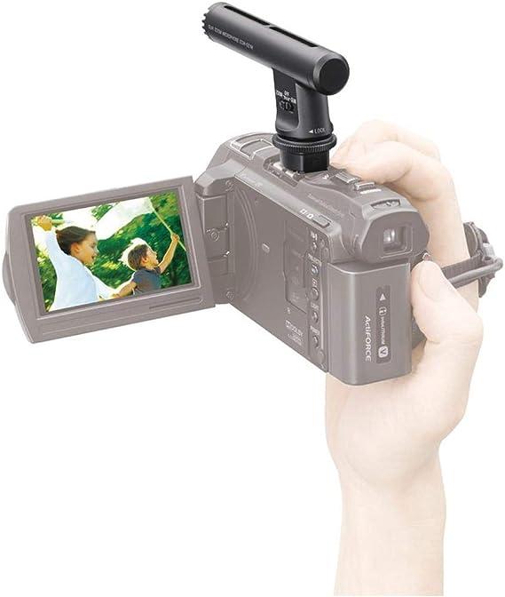 Sony ECM-GZ1M - Micrófono (Micrófono para cámara Digital ...