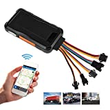 GPS Tracker for Vehicles – MICODUS Multi-functional Real Time Car GPS Tracker Truck