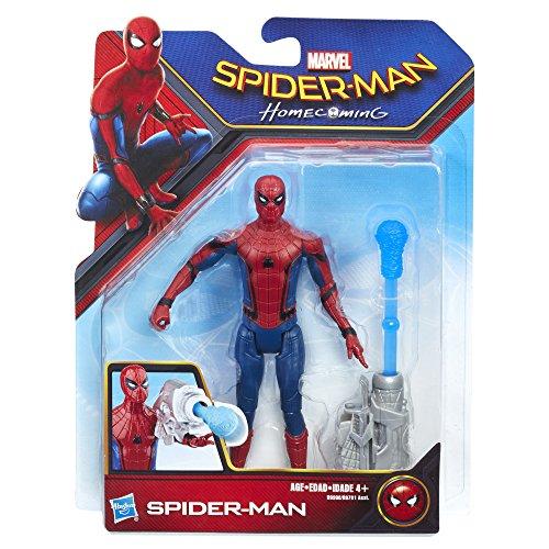 Spider-Man: Homecoming Spider-Man Figure, 6-inch
