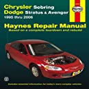 Chrysler Sebring, Dodge Stratus & Avenger 1995 thru 2006 (Haynes Repair Manual)