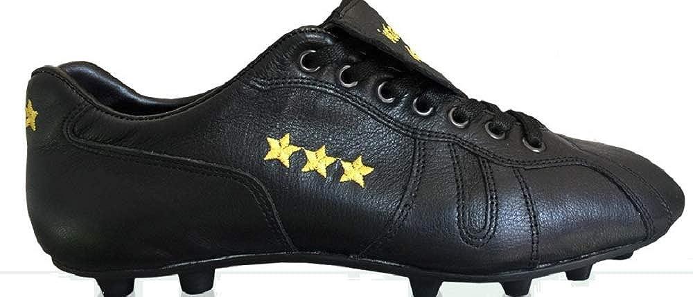 Pantofola D'oro S.p.a , Herren Fußballschuhe Schwarz schwarz