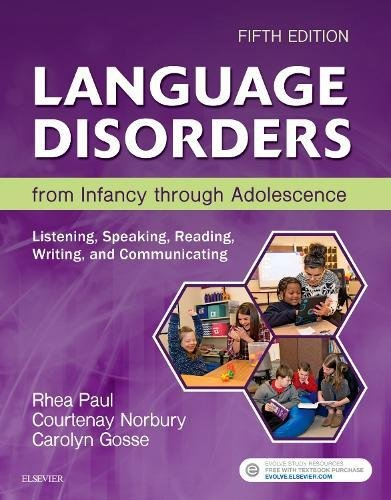 Language Disorders from Infancy through Adolescence: Listeni