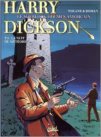 Livre gratuits Harry Dickson, tome 5 : la nuit du meteore pdf epub