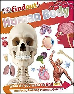 Dk Find Out! Human Body por Vv.aa epub