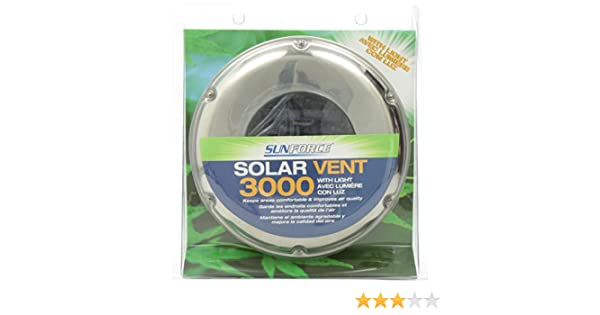 Smart Solar 01320 MM1 Smart rejilla de ventilación 300: Amazon.es: Jardín