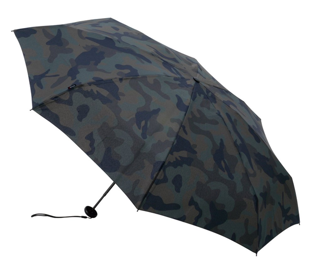 Knirps 折りたたみ傘 ラウンドケース入り 【正規輸入品】 X1 LIMITED 【限定カラー】 Woodland Camouflage KNXL811-262 B004X96BS4Woodland Camouflage