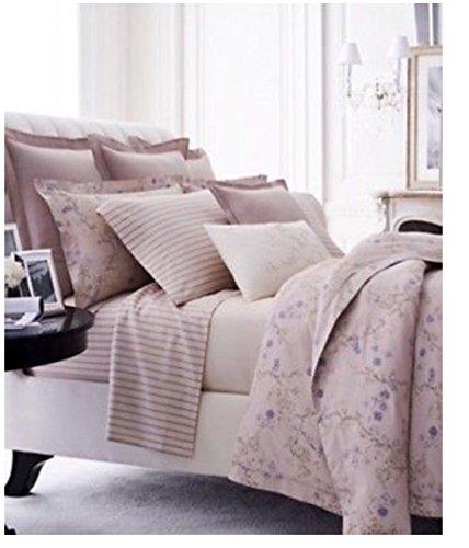 (Ralph Lauren Francoise Madeleine Floral Grey Multicolor Duvet Cover - Full / Queen)