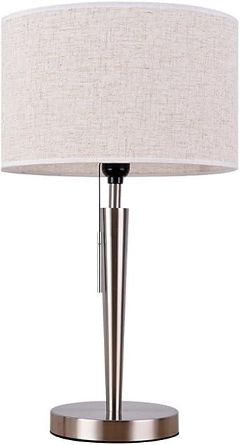 JIEJING Elegante Sala de estar Decoración Lámparas de mesa,Simple ...