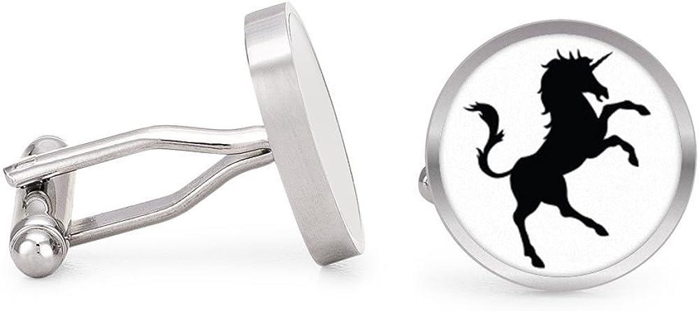 Oakmont Cufflinks Unicorn Cufflinks Unicorns Cuff Links
