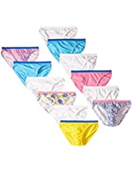 Fruit of the Loom Little Girls'  Assorted Bikini (Pack of 12)