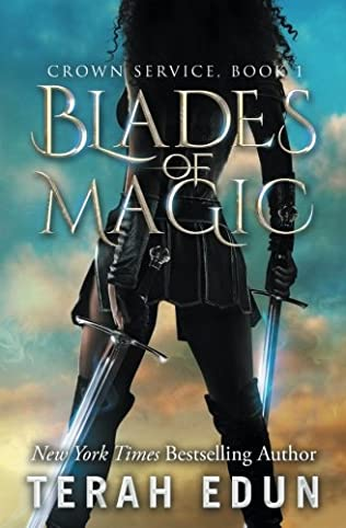 book cover of Blades Of Magic