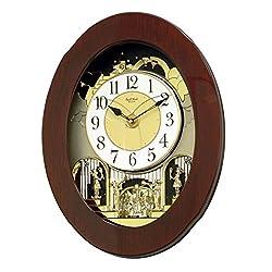 Rhythm USA Clocks Grand Nostalgia Entertainer - Model #4Mh838Wd06