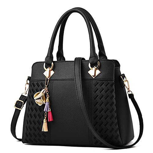 Handbags for Women Yolin Ladies Purses Messenger Bags Classy Tote Bag Designer Satchel Fashion Shoulder Bags Top Handle Tote Purse by YoLin