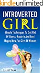 Introvert: Introverted Girl: Simple T...