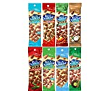 Blue Diamond Variety Almonds  Bundle, Pack of 8
