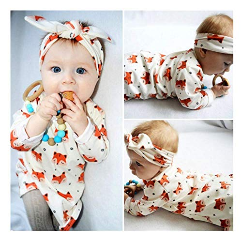 Sayolala Girls Plaid Shirt Newborn Infant Girls Boys Floral Long Sleeve Tops+ Pants Outfits Cute Sweaters for Girls White