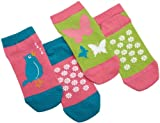 Hatley Girls 2-6x 2 Pairs Spring Song Socks