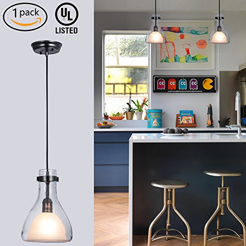 Unusual Glass Pendant Lighting