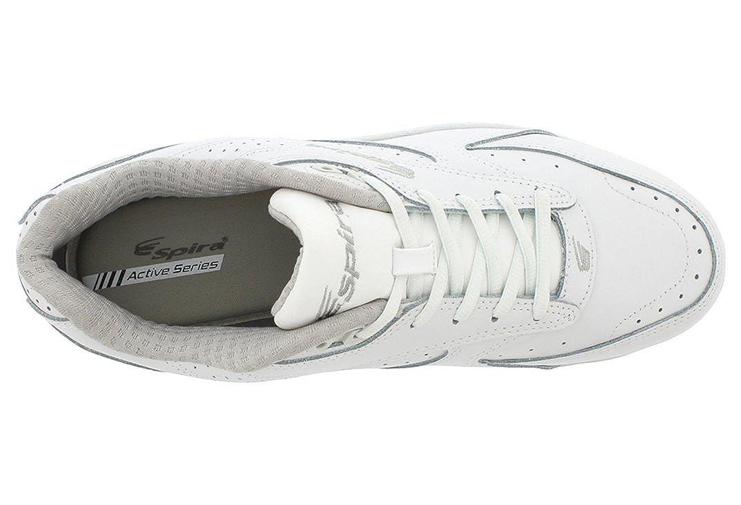 Spira Mens Classic Leather Walking Shoe