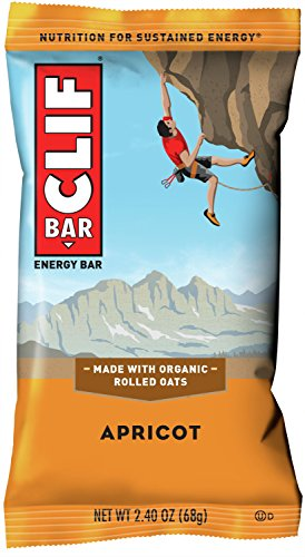 722252100702 - Cliff Bar Clif Bar, Og, Apricot, 2.40-Ounce (Pack of 12) ( Value Bulk Multi-pack) carousel main 1