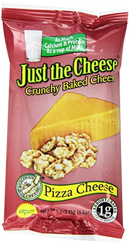 k Bars, Zesty Pizza, 0.5-Ounce Bars (Pack of 15) (Cheese Bars)