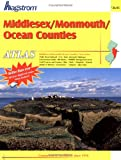 img - for Hagstrom Middlesex/Monmouth/Ocean Counties, NJ. Atlas (Middlesex County, Monmouth County, Ocean County, Nj Atlas) book / textbook / text book